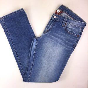 Lucky Brand Lola Straight Leg Jeans